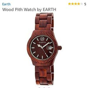 Earth Wood Watch